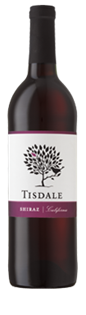 Tisdale Shiraz 750ml - Case of 12